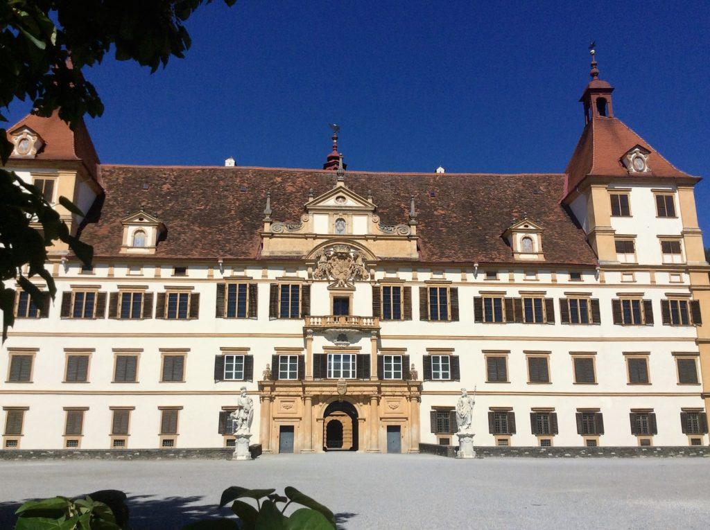 Грац: Замок Еггенберг