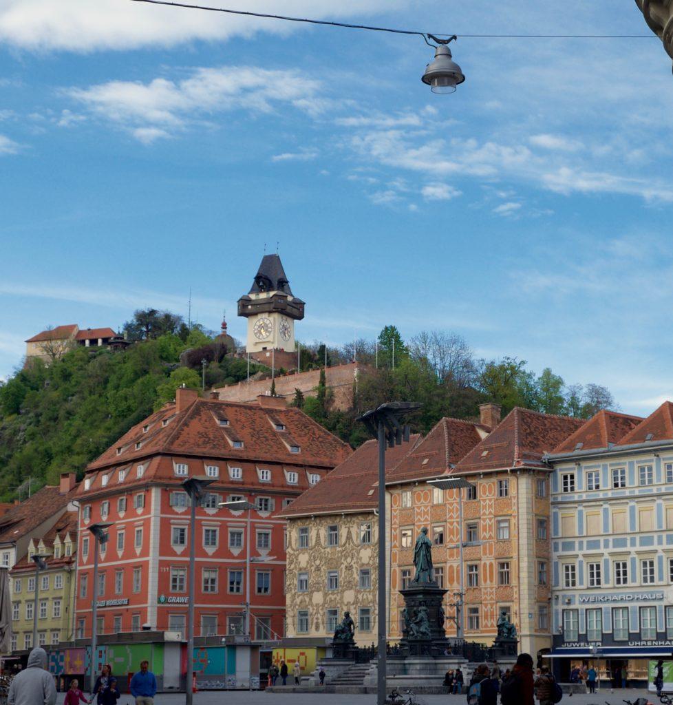 Graz: Altstadt