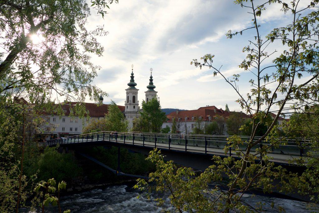 Graz: alt und neu