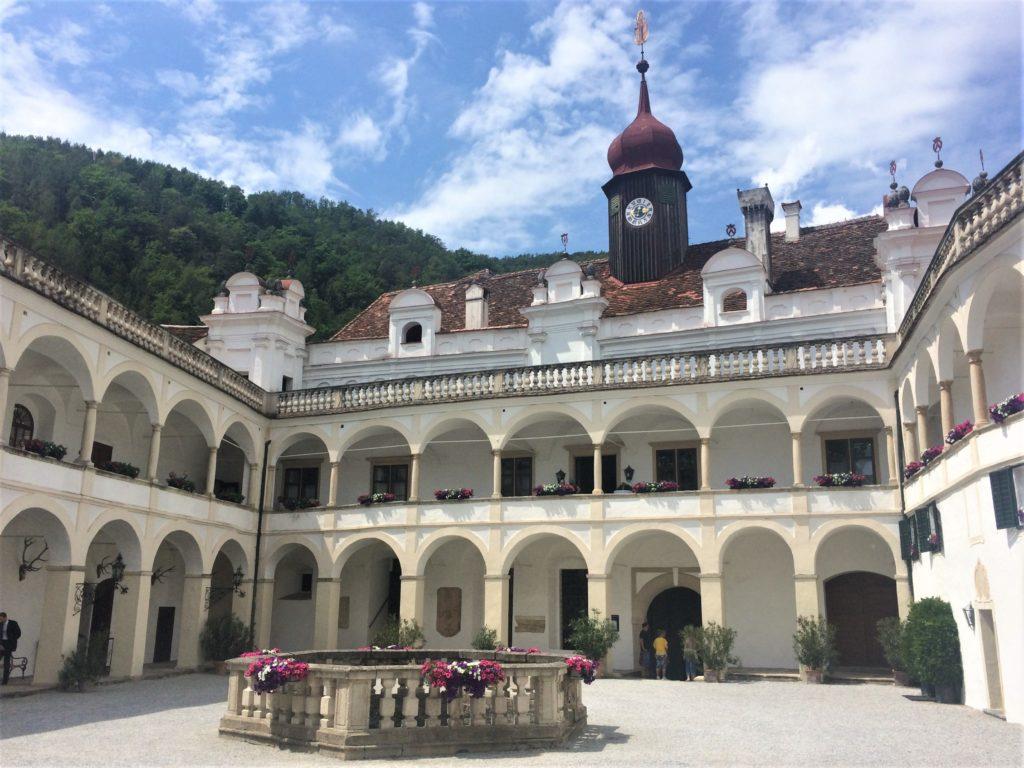 Steiermark: Schloss Herberstein und Tiergarten